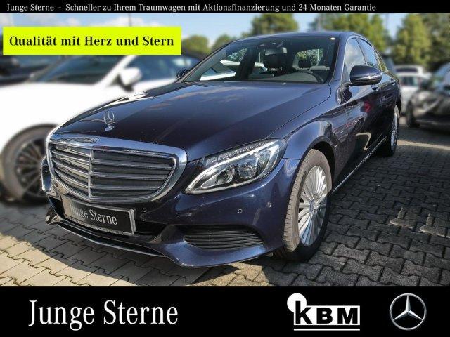 Mercedes-Benz C 400 4M EXCLUSIVE °AVANTGARDE INT°COMAND°PTS°, Jahr 2016, Benzin
