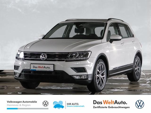 Volkswagen Tiguan 1.4 TSI ACT Comfortline Klima Einparkhilfe, Jahr 2017, Benzin