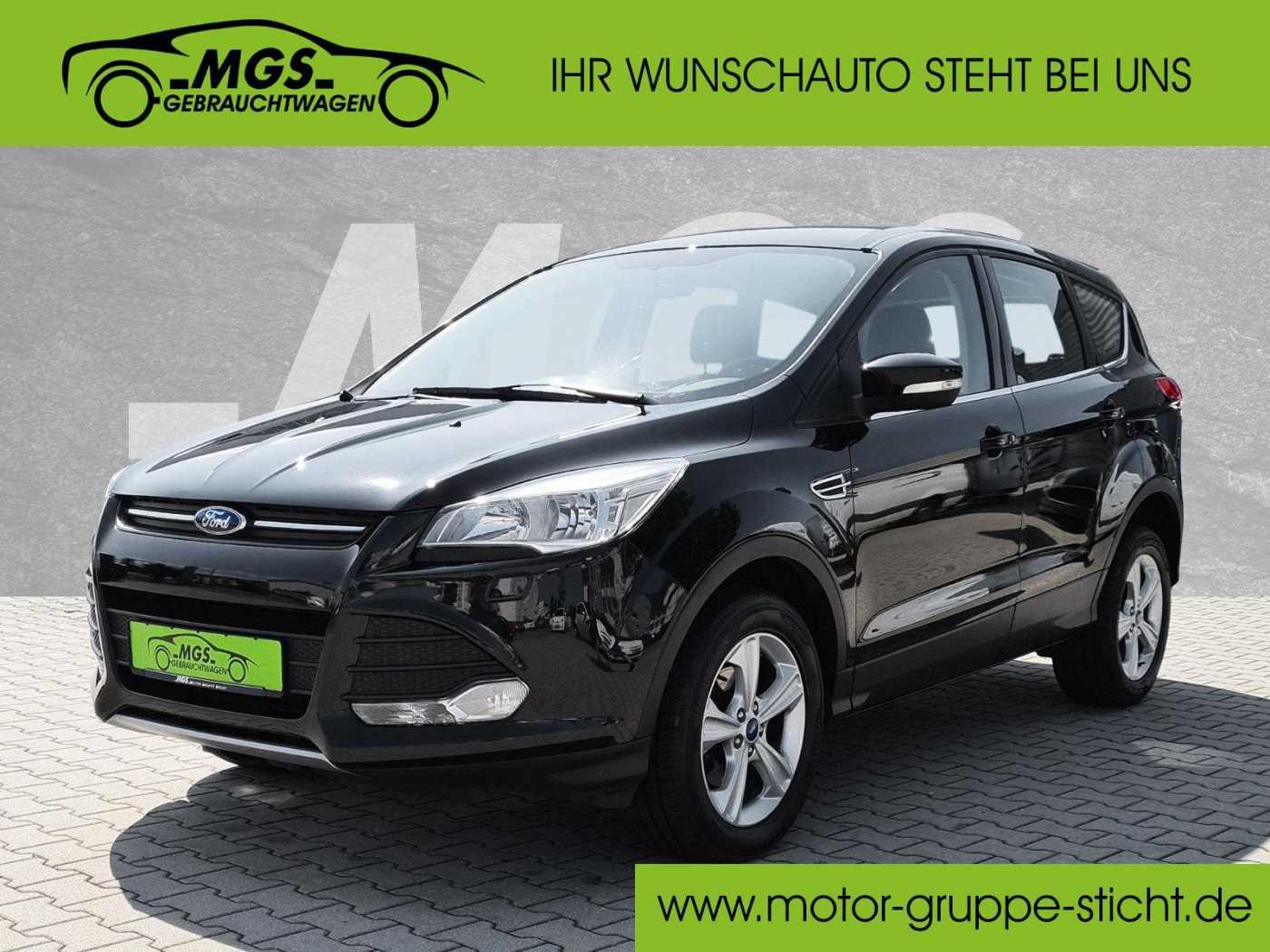 Ford Kuga SYNC Edition 1.6l Eco #PDC #BT, Jahr 2014, Benzin