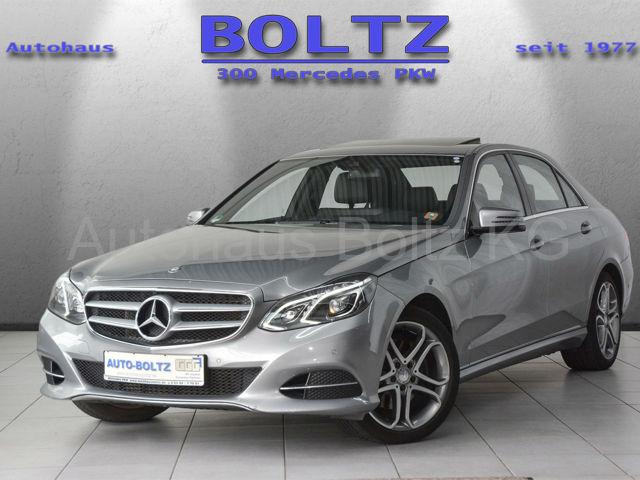 Mercedes-Benz E 220 CDI BE Navi Klima Parkass. LED ILS, Jahr 2014, Diesel
