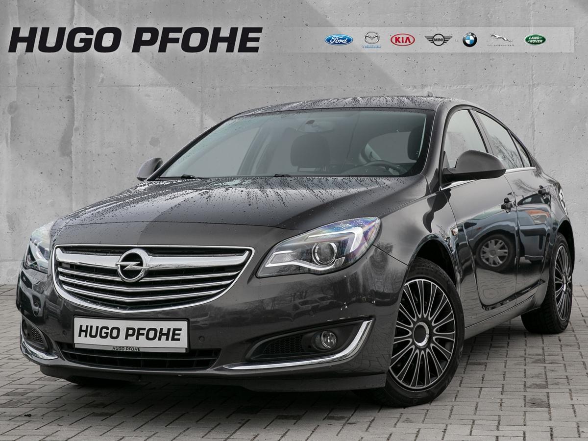 Opel Insignia Automatik|TempomatPDC vo+hi|SHZ, Jahr 2013, Benzin