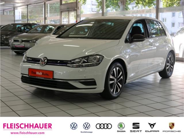 Volkswagen Golf VII IQ.DRIVE BlueMotion 1.5 TSI NAVI ACC, Jahr 2019, Benzin