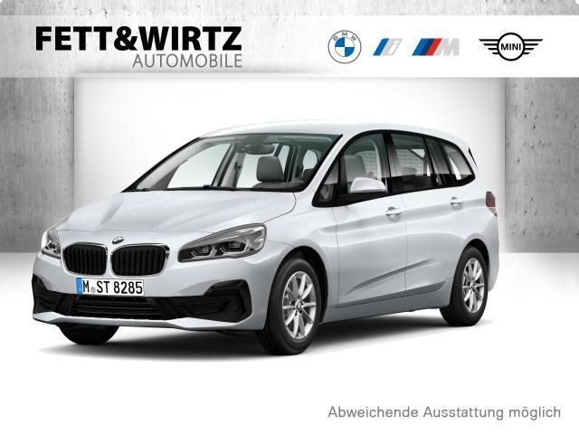 BMW 216 Gran Tourer Adv. Navi Aut. Heckkl. SHZ, Jahr 2019, Benzin