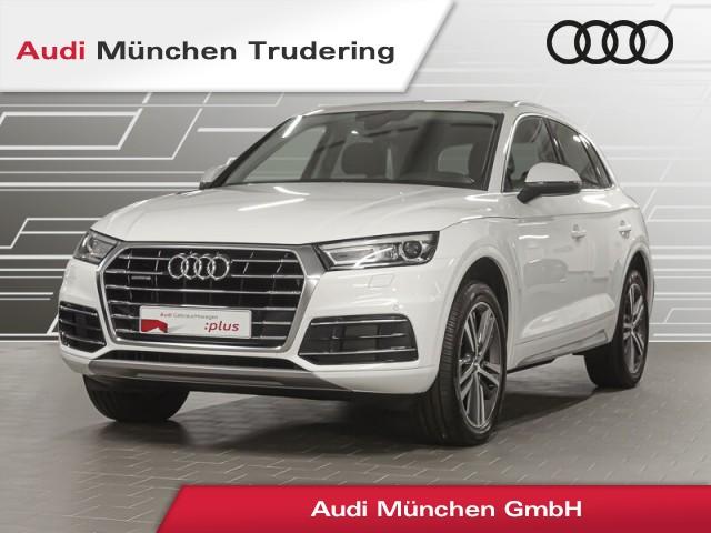 Audi Q5 Q5 2.0 TDI quat. S tronic/APS+/Navi+/Panoramadach /Rückfahrkamera, Jahr 2019, Diesel