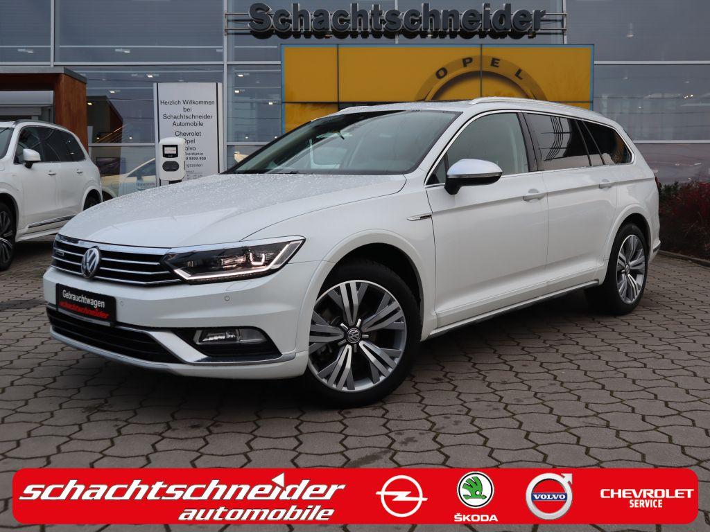 Volkswagen Passat Alltrack 2.0 TDI SCR 4M DSG+Leder+AHK+ACC, Jahr 2016, Diesel