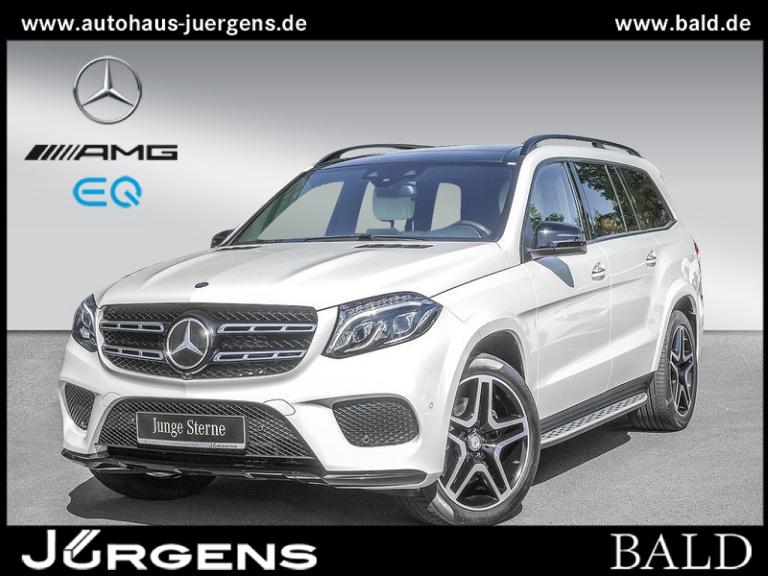 Mercedes-Benz GLS 350 d 4M AMG-Sport/Comand/Pano/360/Designo, Jahr 2016, Diesel