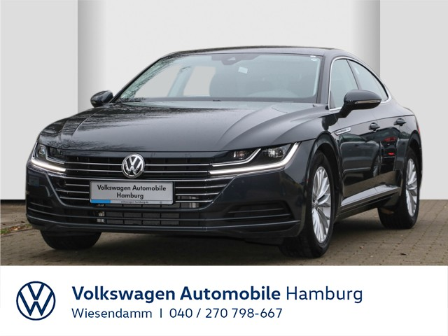 Volkswagen Arteon 1,5 l TSI ACT LM Klima LED Servo ZV, Jahr 2018, Benzin