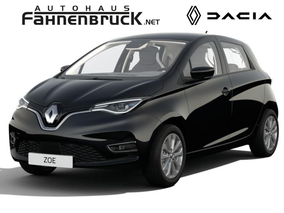 Renault ZOE EXPERIENCE Batteriemiete R110 Z.E. 50, Jahr 2021, Elektro