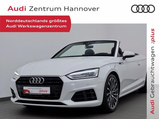 Audi A5 Cabriolet 2.0 TDI Sportsitze, Alcant., Navi, Xenon, Jahr 2018, Diesel