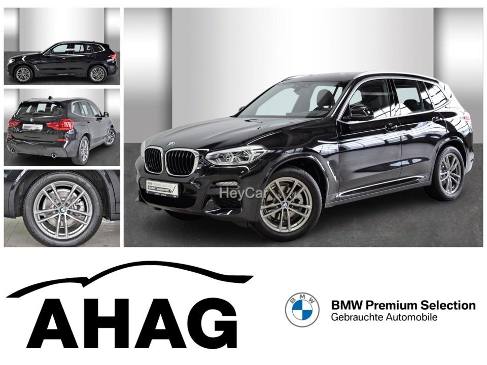 BMW X3 xDrive20d M SPORT AT Standhzg. Leas.ab Euro528, Jahr 2020, Diesel