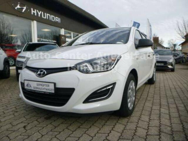 Hyundai i20 FIFA World Cup Edition ISOFIX, Jahr 2014, Benzin