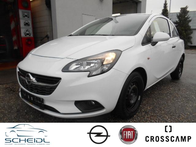 Opel Corsa E Selection 1.2 RDC Klima ESP Seitenairb. NSW Gar. Radio TRC Airb ABS Servo ZV, Jahr 2016, Benzin