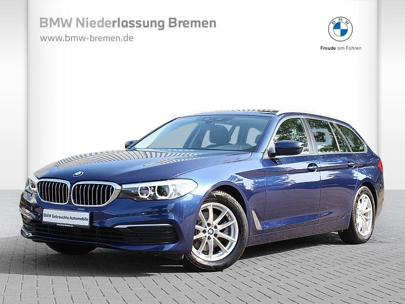 BMW 520d Touring HiFi Pano.Dach Navi Bus. D.Assist, Jahr 2017, Diesel