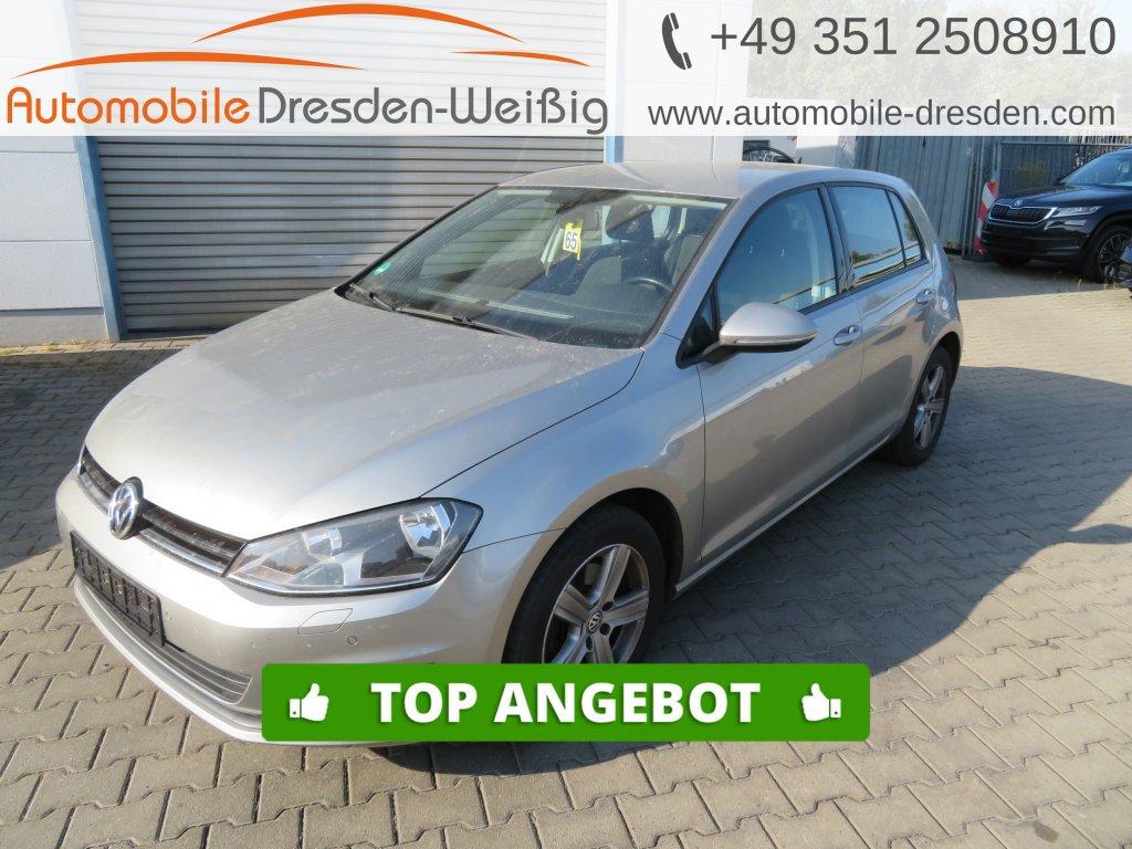 Volkswagen Golf 1.4 TSI Comfortline BMT*Navi*PDC*, Jahr 2014, Benzin