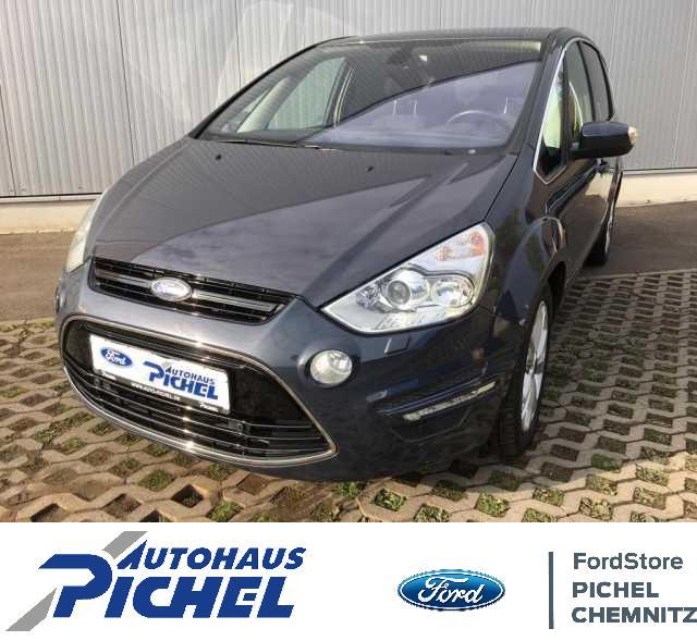 Ford S-Max 1.6 EcoBoost Titanium+AC+XENON+PANORAMA+TEMPO+NAVI, Jahr 2014, Benzin