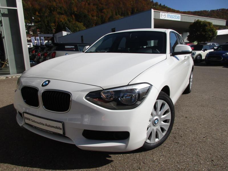 BMW 116i PDC Sitzheizung Vorn Radio Professional, Jahr 2012, petrol
