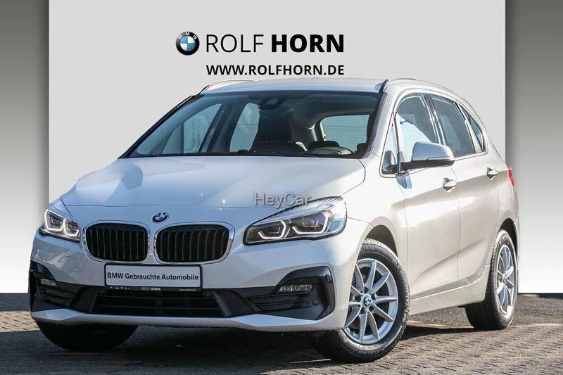 BMW 216 Active Tourer Aut. LED Navi SHZ PDC, Jahr 2019, Diesel
