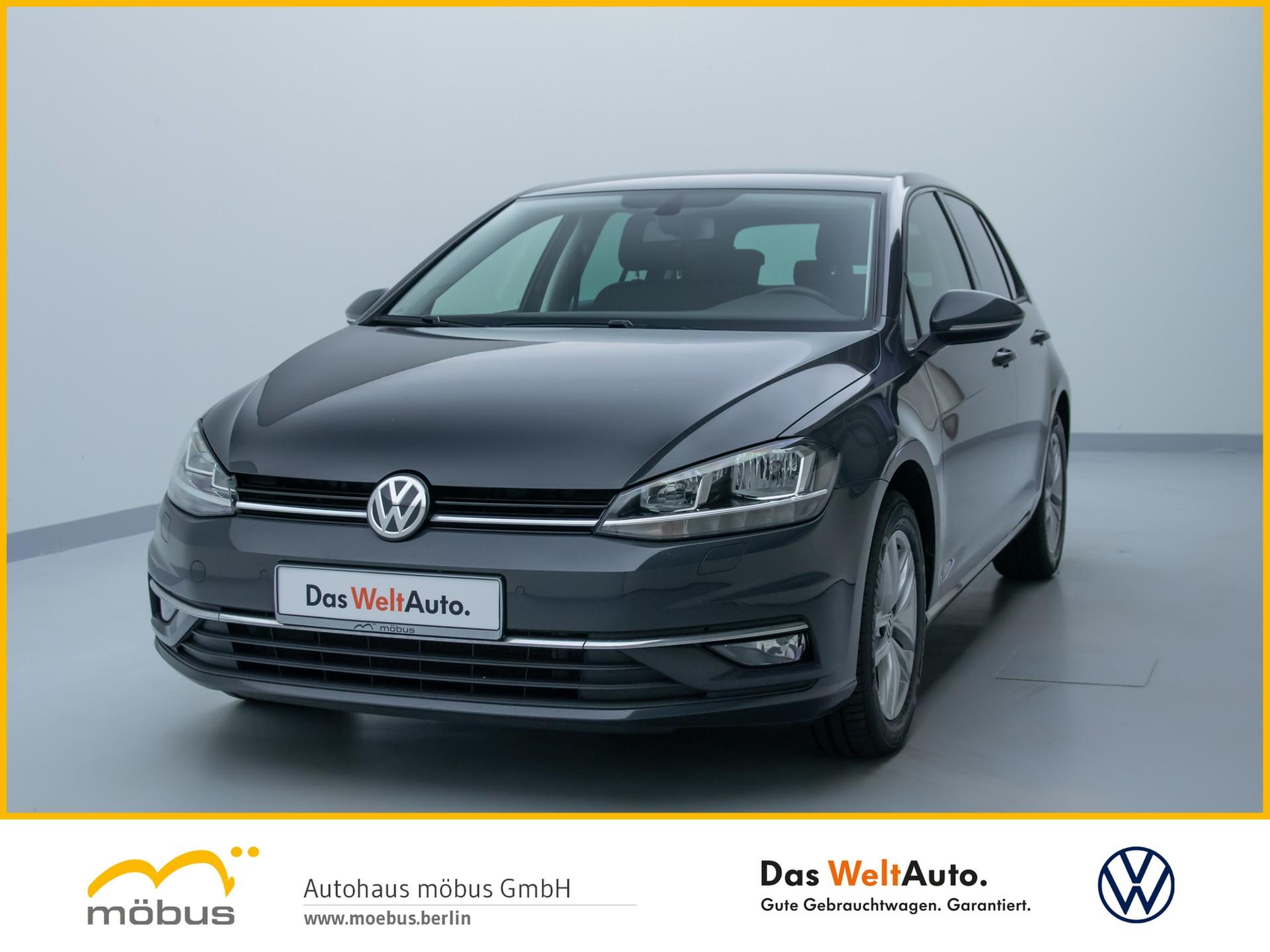 Volkswagen Golf VII 1.0 TSI BMT Comfortline +ACC+PDC+NAVI+, Jahr 2017, Benzin