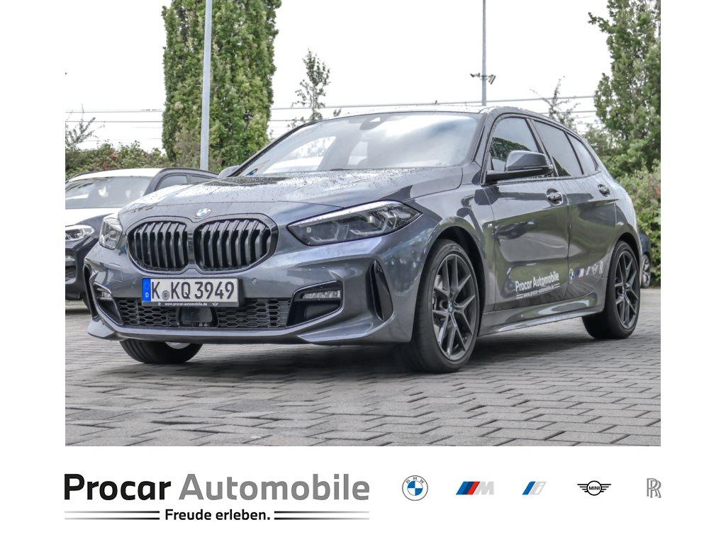 BMW 118i M-Paket HiFi LED Pano Kamera, Jahr 2021, Benzin