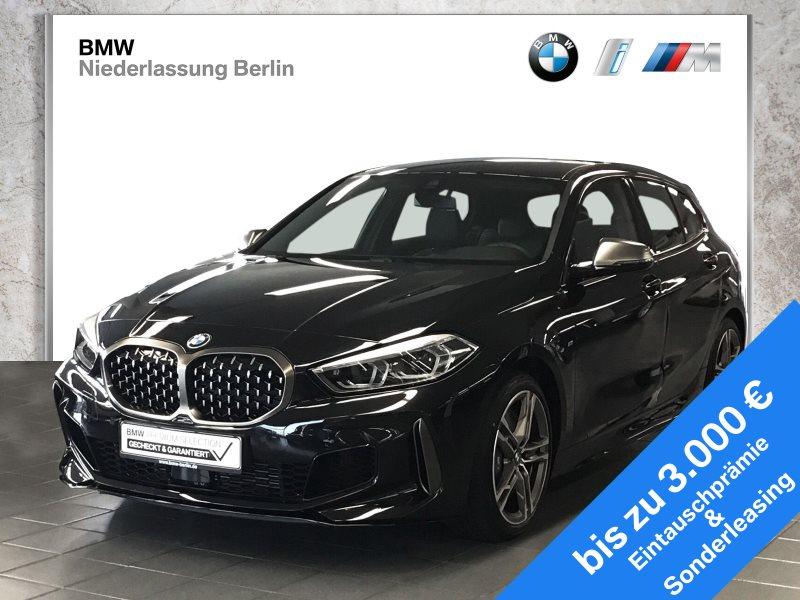 BMW M135i xDrive EU6d-Temp Aut. LED LiveCockpitProf., Jahr 2020, Benzin