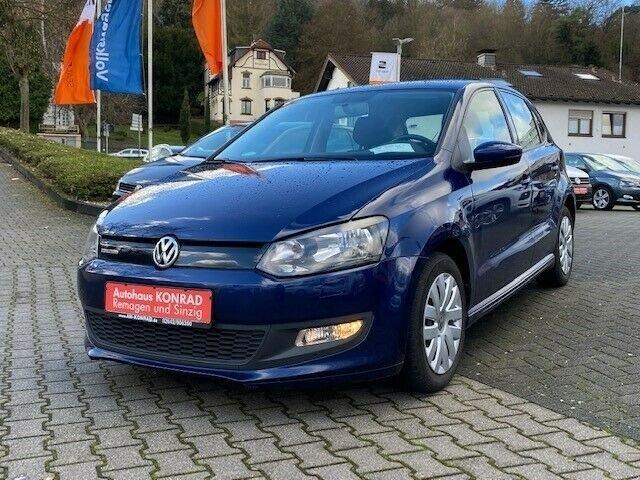 Volkswagen Polo V BlueMotion/BMT + GRA, Jahr 2014, Diesel