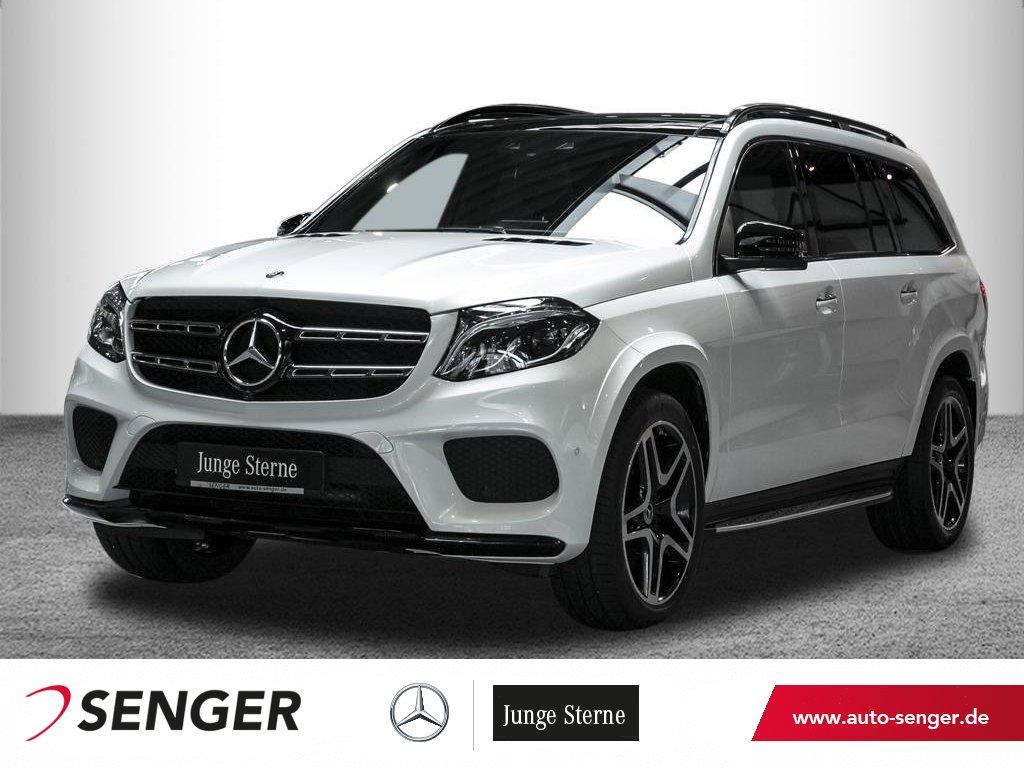 Mercedes-Benz GLS 400 4M *AMG*Pano*Comand*LED*Airmatic*360°*, Jahr 2018, Benzin