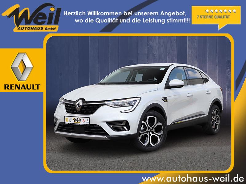 Renault Arkana INTENS TCe 140 EDC, Jahr 2021, Benzin