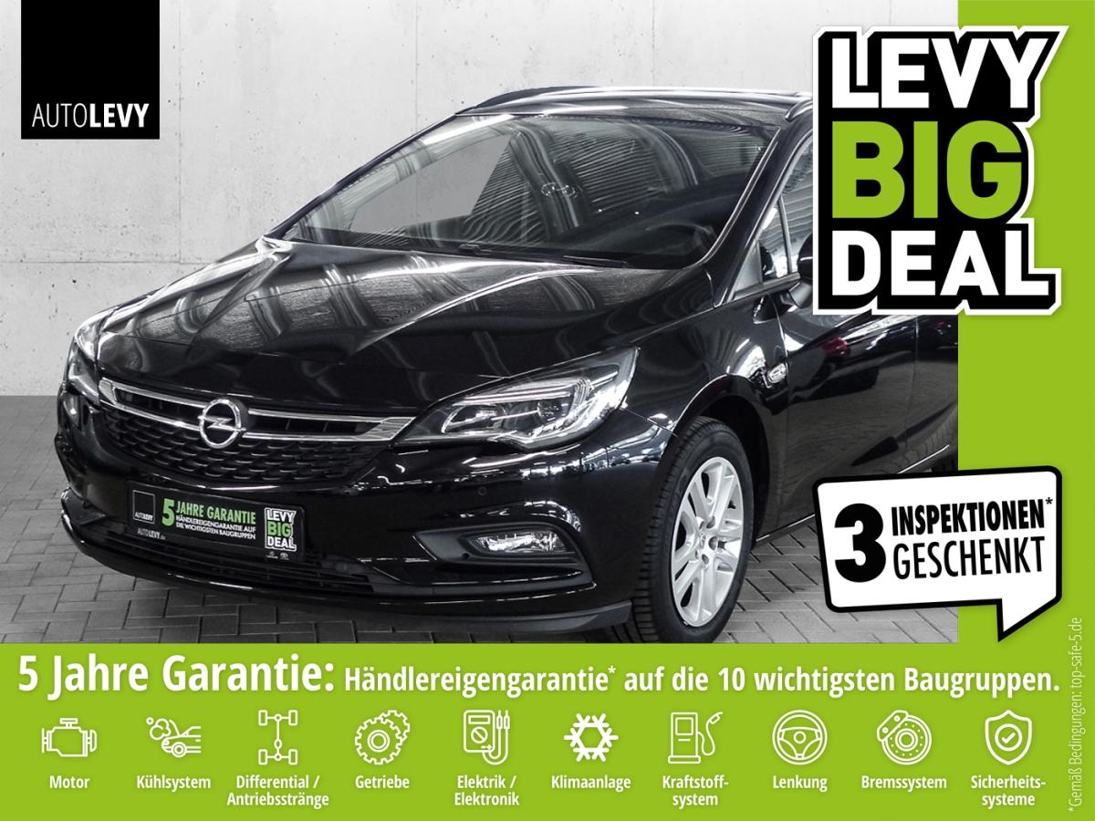 Opel ASTRA 1.6 CDTI EDITION *PDC*CARPLAY*BLUETOOTH*, Jahr 2017, Diesel