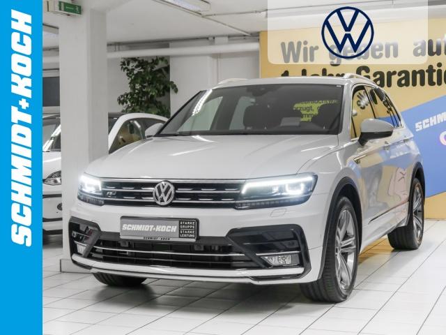Volkswagen Tiguan 2.0 TDI BMT 4Motion Highline R-LINE DSG, Jahr 2018, Diesel
