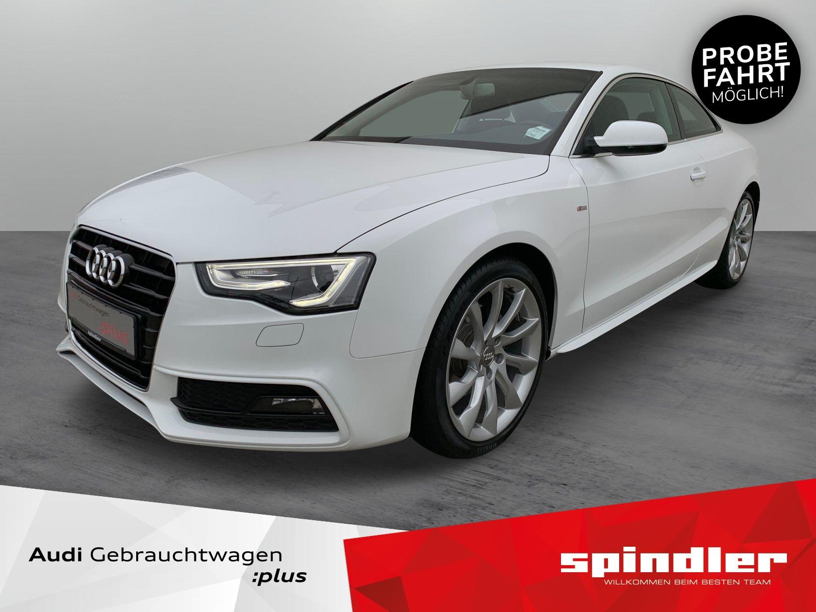 Audi A5 Coupé 1.8 TFSI S-Line Selection / MMI-Navi, Jahr 2014, Benzin