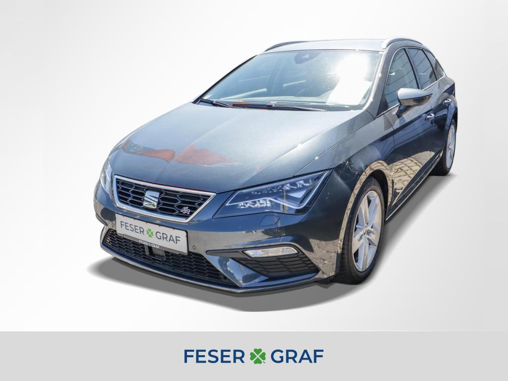 Seat Leon Sportstourer FR 1.5 TSI ACT 110kW LED Navi, Jahr 2019, Benzin