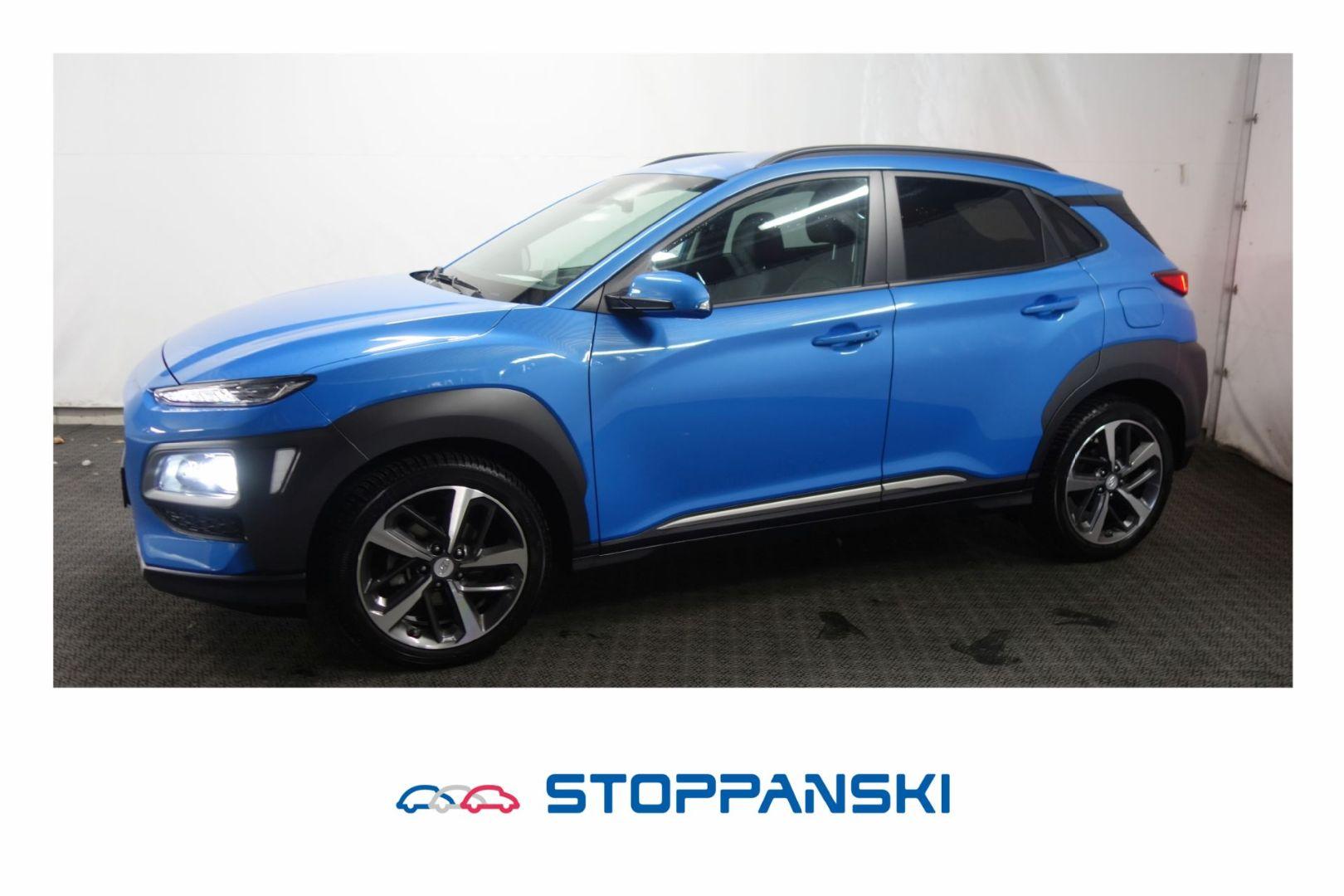 Hyundai Kona 1.0 T-GDI Premium, Jahr 2018, Benzin