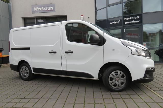 Fiat Talento Kasten L1H1 1,2t SX Klima/Euro6/DAB/Pdc, Jahr 2019, Diesel