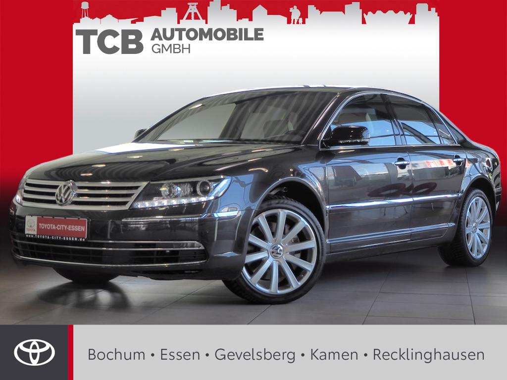 Volkswagen Phaeton 4MOTION LIMOUSINE 4.2 V8 AUTOMATIK LEDER, Jahr 2016, Benzin