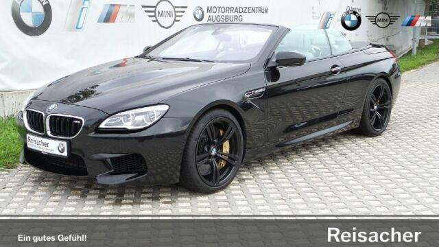 "BMW M6 Cabrio M Carcon-Keramik Bremse,360°Kamera,20"", Jahr 2016, petrol"