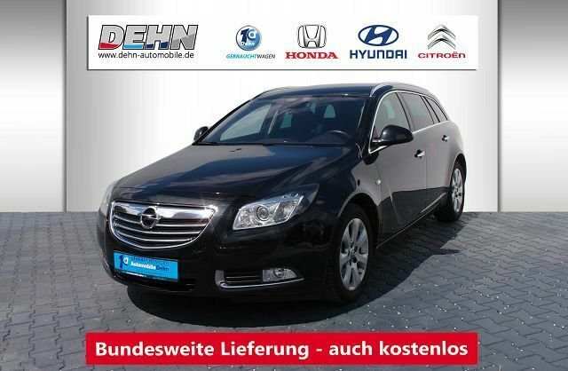 Opel Insignia ST 2.0 CDTI AT Innovation/elekt.Sitz/AH, Jahr 2012, Diesel