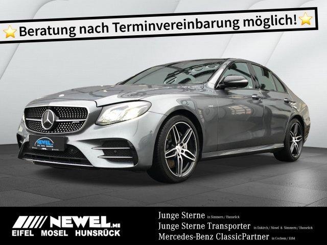 Mercedes-Benz E 53 4M+ PANORAMA*MULTIBEAM*360°*DISTRONIC*NAPPA, Jahr 2020, Benzin