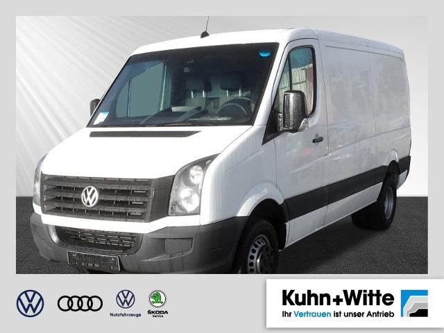 Volkswagen Crafter 50 Kasten 2.0 TDI *AHK*Tempomat*Standhei, Jahr 2015, Diesel