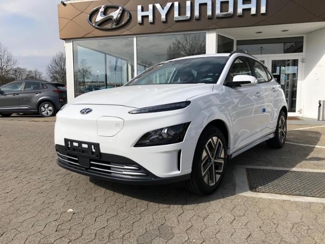 Hyundai Kona Elektro MJ21 Facelift (100kW) +KAMERA+KLIMAAAUTO+APPLE CAR PLAY+UVM+, Jahr 2021, Elektro