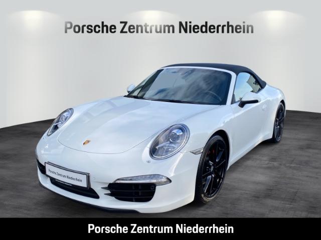Porsche 991 Carrera S Cabrio SportChrono SAGA BOSE DAB, Jahr 2015, Benzin