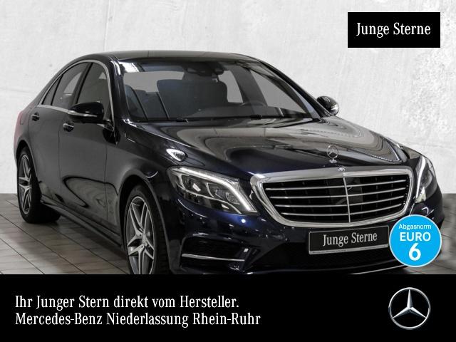 Mercedes-Benz S 400 4M AMG Exkl. Fahras+ 360° Pano HUD Burm, Jahr 2015, petrol