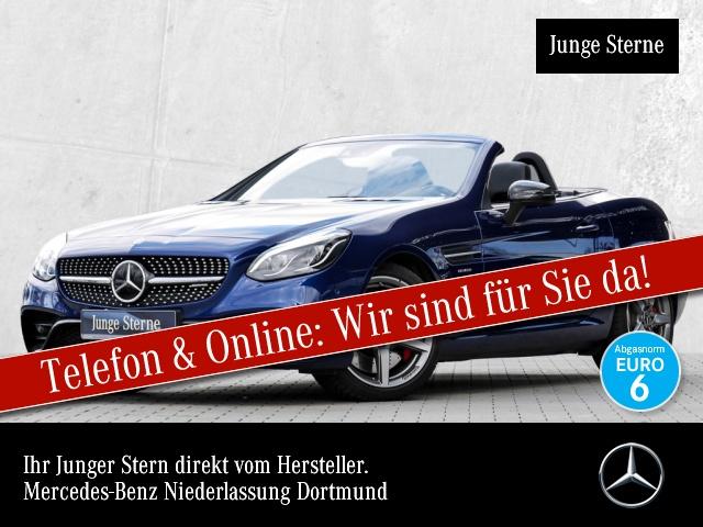 Mercedes-Benz SLC 43 AMG Handling Package Carbon Harman NP 91t, Jahr 2017, Benzin