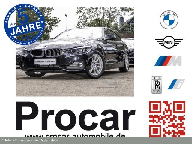 BMW 420 Gran Coupe Advantage Navi Business PDC, Jahr 2017, Benzin