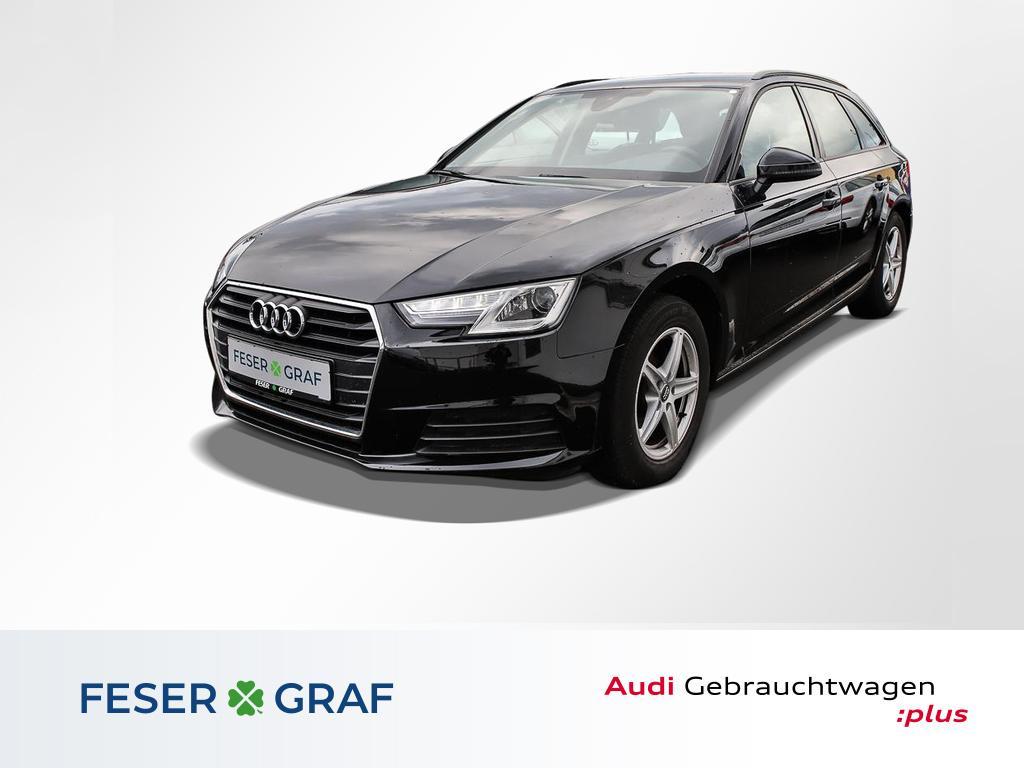 Audi A4 Avant 1.4 TFSI Einparkhilfe hinten+Keyless-Go, Jahr 2017, Benzin