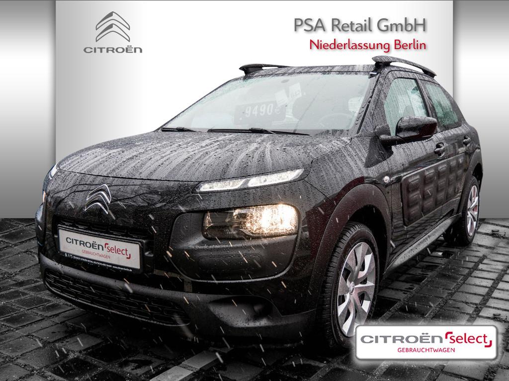 Citroën C4 Cactus PureTech 82 VTi Feel, Jahr 2016, Benzin