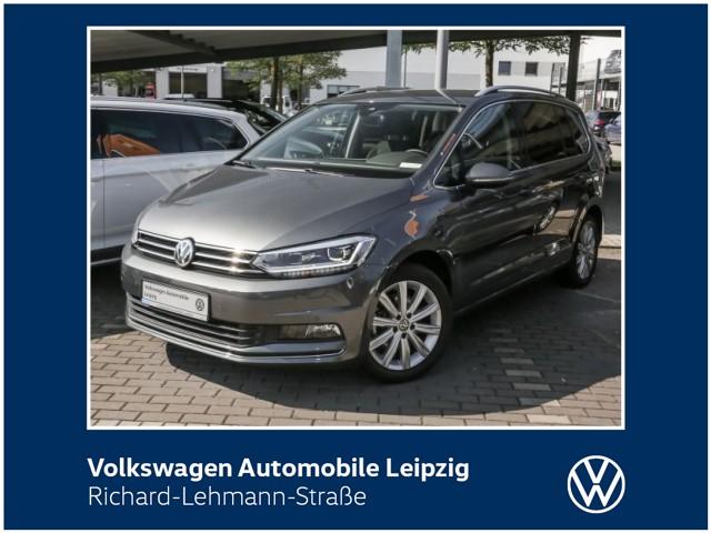 Volkswagen Touran Highline 1.8 TSI DSG *Standheizung*Navi*, Jahr 2018, Benzin