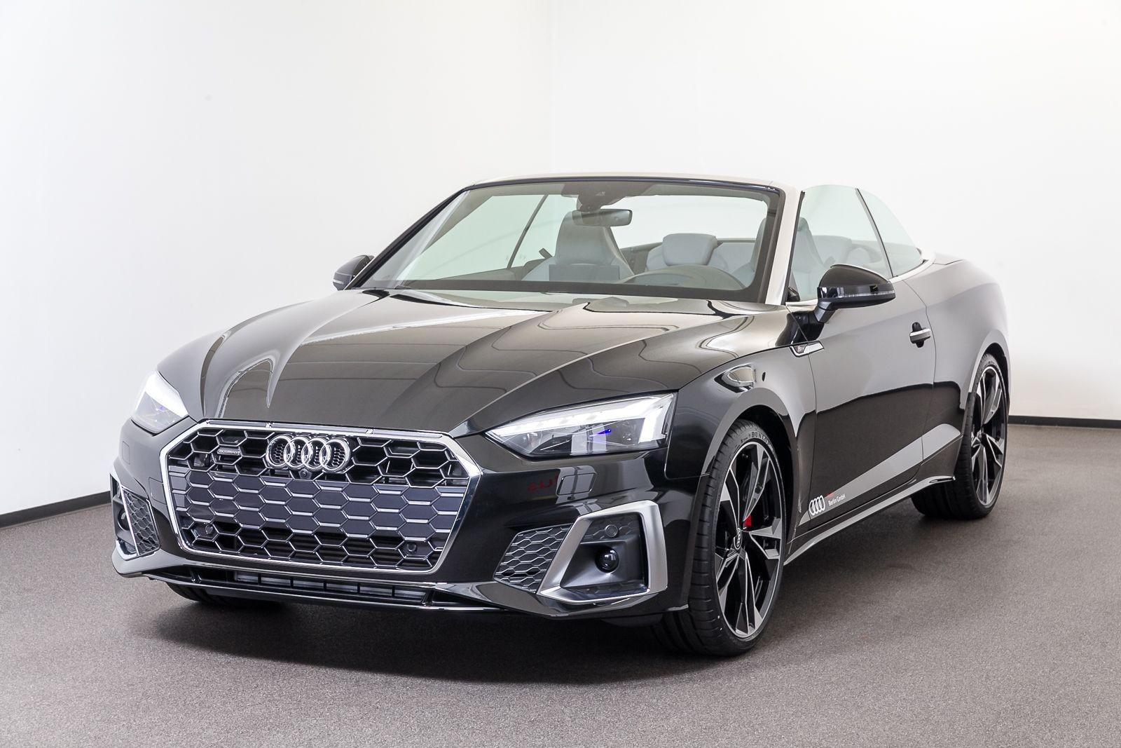 Audi A5 Cabriolet S line 45 TFSI quattro S tronic, Jahr 2021, Benzin