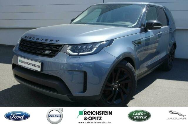 Land Rover Discovery 3.0 TD6 SE +Meridian/RFK/LED/BlackPack, Jahr 2018, Diesel