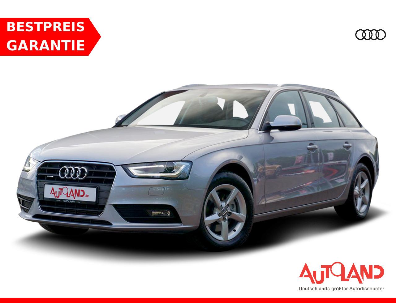 Audi A4 Quattro, Jahr 2014, Benzin