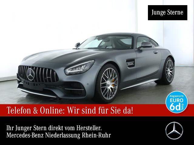 Mercedes-Benz AMG GT C Keramik/Carbon/Burm./Perf. Sitz/Sitzkli, Jahr 2020, Benzin